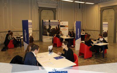 garagErasmus celebrates its first International Talents Match in Milan