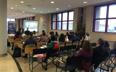 garagErasmus exports the International Talents Match to Portugal