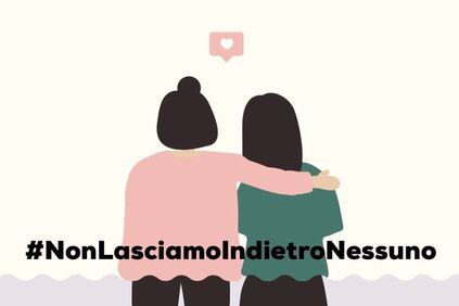 garagErasmus Foundation supports the #NonLasCiamoIndietronessuno campaign