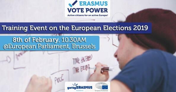 EVP Training Event in the European Parliament
