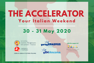 The Accelerator – Your Italian Weekend!