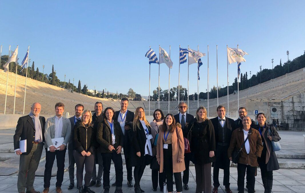 International Coalition for the EYVOL Project meets in Athens