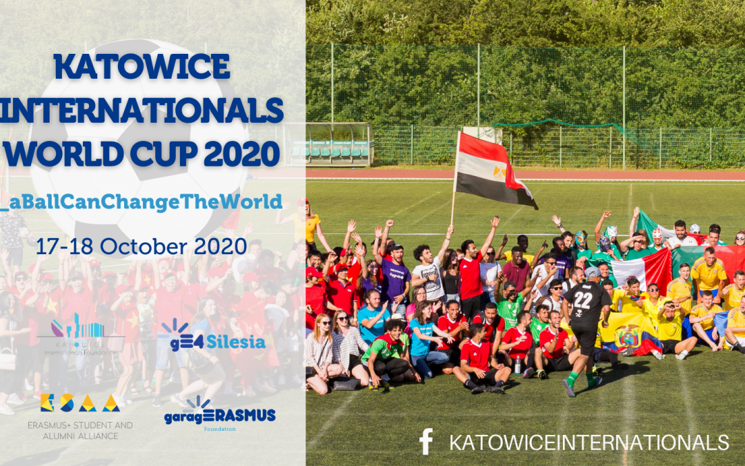 gE4Silesia organises the Katowice Internationals World Cup 2020