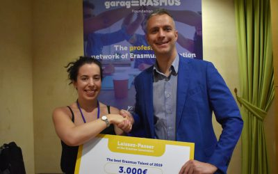 garagErasmus holds its Annual Meeting 2019 in Malaga