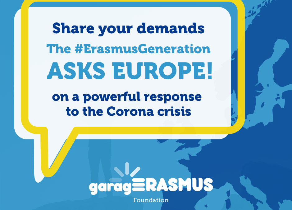 The Erasmus Generation asks Europe!
