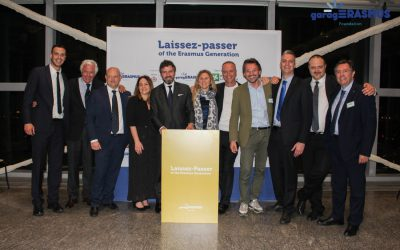 Laissez-Passer: The Passport that leads us towards a Europe for everyone!
