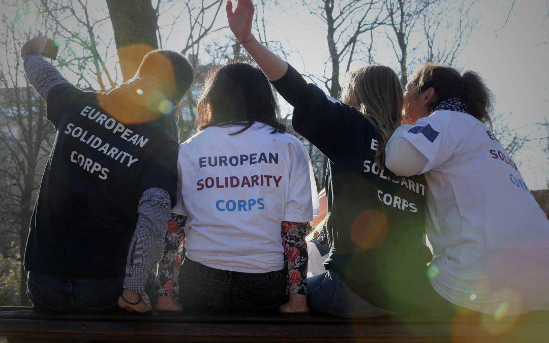 The EU upgrades the European Solidarity Corps
