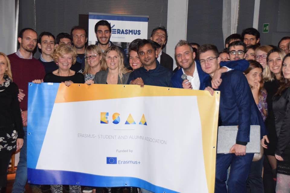 Milan opens its door to garagErasmus thanks to ESAA