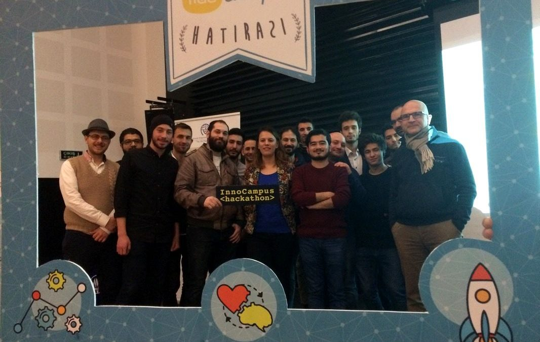 Innovation from- and for Refugees – events organized in coordination with gE4Istanbul in February, 2017