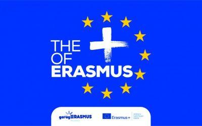 Meet gE & INDIRE's new project: The + of Erasmus!