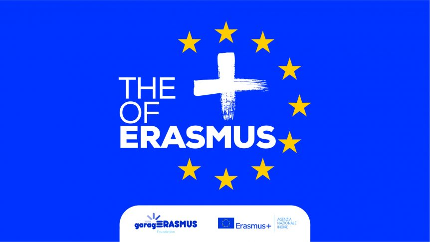 Meet gE & INDIRE's new project: The + of Erasmus!