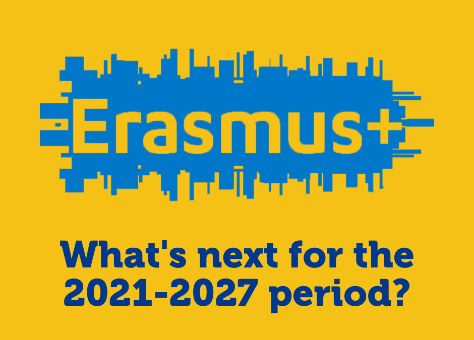 The new Erasmus+ programme 2021-2027 will be more inclusive, digital and greener