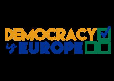 Democracy is Europe