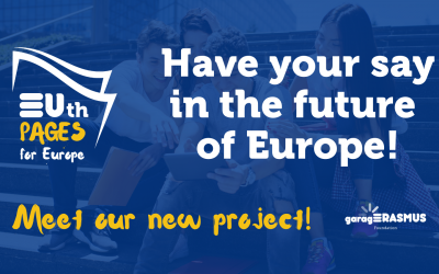 Engaging youngsters with the Conference on the Future of Europe: EUth Pages for Europe