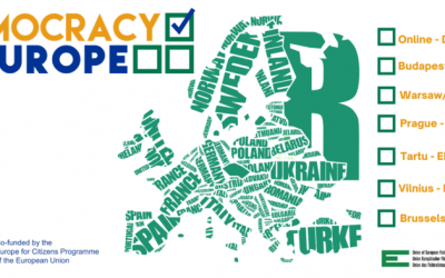 Democracy is Europe (DEMEU) – Remember to revive!