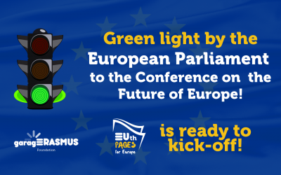 Green light to the Conference on the Future of Europe: ready to kick-off EUth pages!