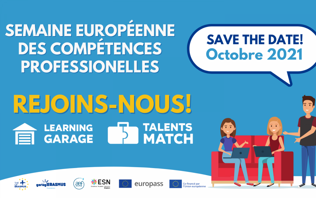 The + of Erasmus project will be also held in Belgium!
