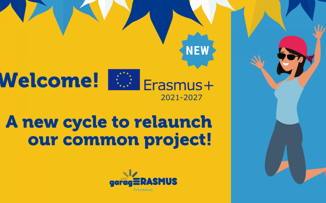 The new Erasmus+ programme is here: over €28 billion to support learning for everyone!