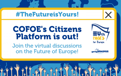 The future is in your hands: the new multilingual digital platform for the COFOE is out
