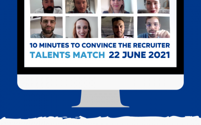 The June 2021 Talents Match puts an end to the first Edition of 'The Plus of Erasmus'