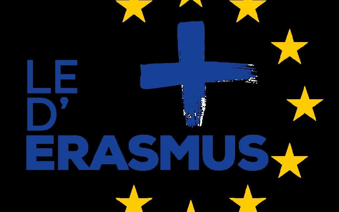 Le + d'Erasmus
