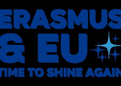 Erasmus & EU: time to shine again!